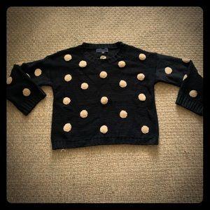 Sweaters - ⚫️ Polka Dot Sweater ⚫️